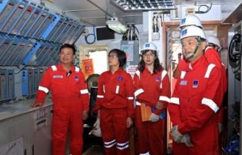 Gia tăng trữ lượng dầu khí để đảm bảo an ninh năng lượng quốc gia