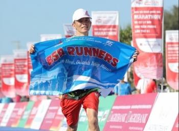 CLB Việt dã BSR tham dự giải Marathon Tiền Phong 2020