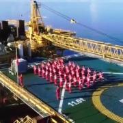 Tết Độc lập trên giàn khoan dầu khí giữa lòng Biển Đông