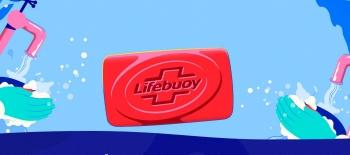 """Lifebuoy """"sống lại"""" nhờ COVID-19"""