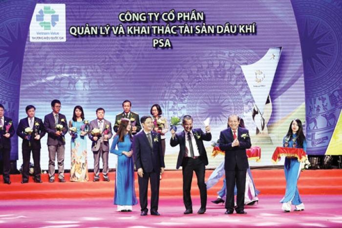 PSA - Thương hiệu Quốc gia 2016