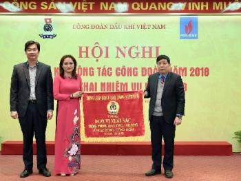 """Công đoàn Dầu khí Việt Nam """"hòa chung một niềm tin"""""""