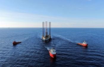 Bài ca người thủy thủ dầu khí