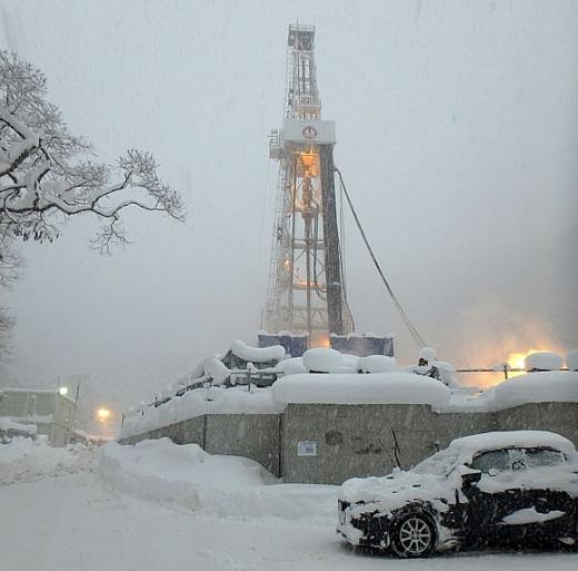pv drilling vuon ra bien lon