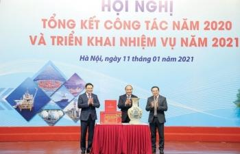 Petrovietnam đã thể hiện ý chí, khát vọng và tinh thần Việt Nam
