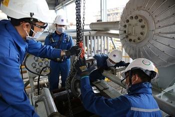 Lãnh đạo Tập đoàn Dầu khí Việt Nam chúc mừng BSR đạt mốc 30 triệu giờ công an toàn