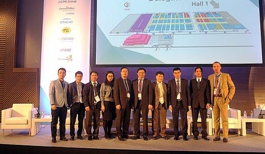 Tập đoàn Dầu khí Việt Nam tham dự Hội nghị và Triển lãm Gastech 2017 tại Nhật Bản
