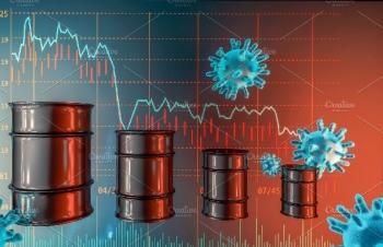 Giá xăng dầu hôm nay 17/1: Mối lo Covid đè nặng, giá dầu giảm mạnh
