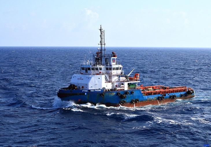 Tàu PTSC Hải Phòng