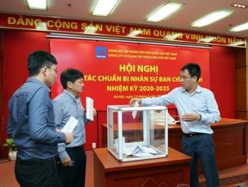 Đảng ủy Cơ quan Tập đoàn Dầu khí Việt Nam chuẩn bị nhân sự BCH khoá mới