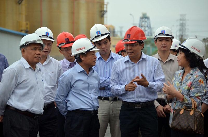 Hành trang và niềm tin của người dầu khí