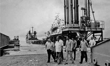 Kỳ IX: Dồn hết sức lực cho Việt Nam
