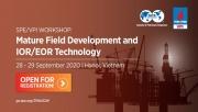 VPI và SPE sẽ tổ chức Hội thảo Phát triển mỏ trưởng thành và công nghệ cải thiện/gia tăng hệ số thu hồi dầu