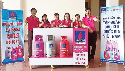 pv gas south nha kinh doanh lpg hang dau viet nam