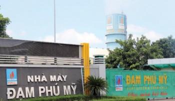 Nhà máy Đạm Phú Mỹ: Đất lành chim đậu...