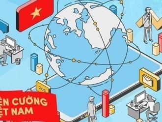 Lão tướng FPT hé lộ về cơ hội bứt phá của Việt Nam với ngành kinh tế 1.000 tỉ USD
