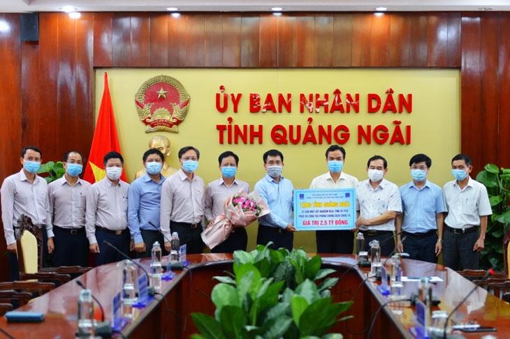 BSR   Động lực phát triển kinh tế Quảng Ngãi