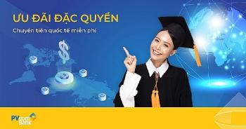 PVcomBank miễn phí chuyển tiền quốc tế cho các nhóm khách hàng đặc biệt