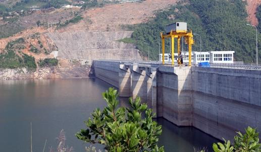 Thủy điện Đắkđrinh: Mốc son của điện lực dầu khí