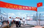 Công nghiệp khí 30 năm phát triển vượt bậc