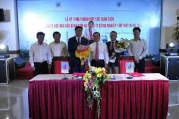 Mô hình hợp tác mới giữa BSR và tổ hợp doanh nghiệp Dầu khí