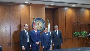 Zarubezhneft ký thỏa thuận phân chia sản phẩm tại các lô SEREU và EGZ (Ai Cập)