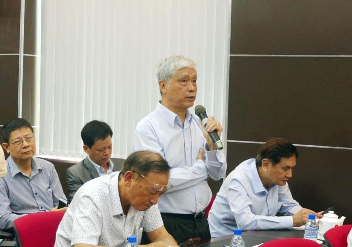 Hội Dầu khí Việt Nam - nguồn tài nguyên tri thức và kinh nghiệm quý báu