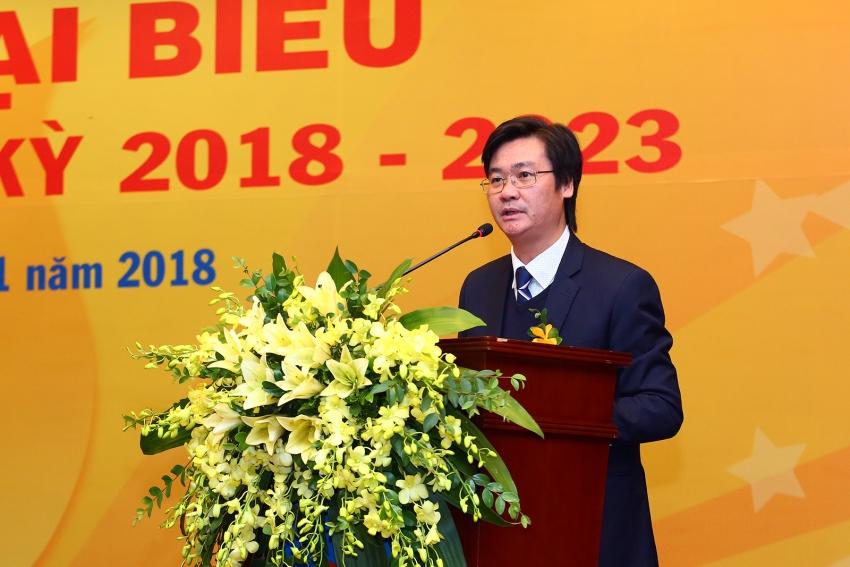 cong doan pvi to chuc thanh cong dai hoi dai bieu lan thu ii nhiem ky 2018 2023