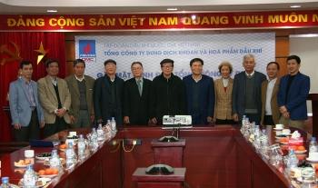 DMC gặp mặt nguyên lãnh đạo Tổng công ty qua các thời kỳ