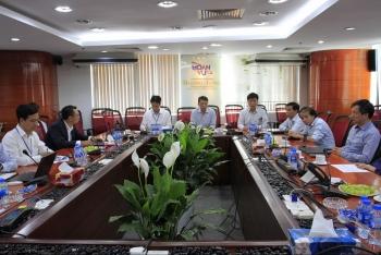 Chủ tịch HĐTV PVEP Trần Hồng Nam làm việc với các Nhà điều hành