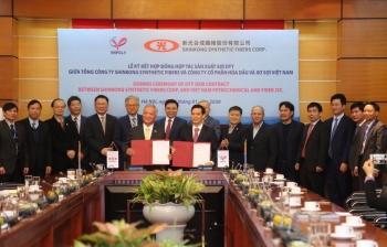 VNPOLY hợp tác sản xuất sợi DTY với SSFC (Đài Loan)