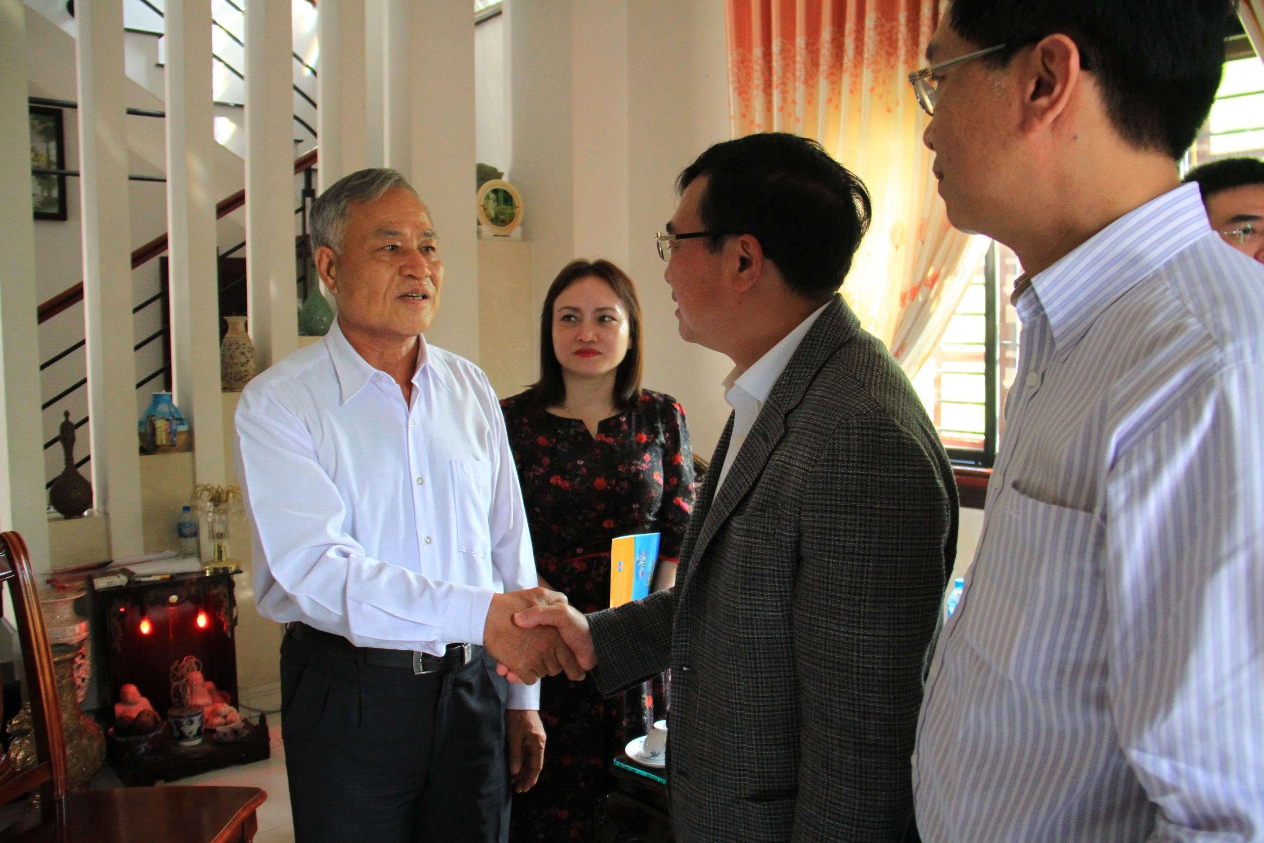 Petrovietnam gặp mặt, tri ân nguyên lãnh đạo Tập đoàn các thời kỳ