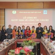 CĐ DKVN họp Ban Chấp hành mở rộng lần thứ 12 khóa VI