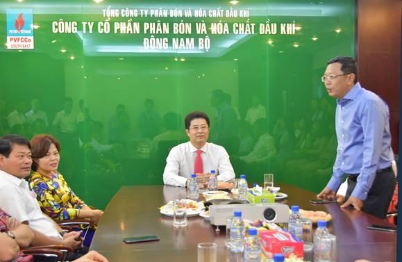 pvfcco gap mat chuc mung nam moi ky hoi 2019