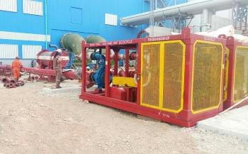 DMC- ITS hoàn thành cung cấp dịch vụ cho Dự án NMNĐ Vĩnh Tân 4 mở rộng