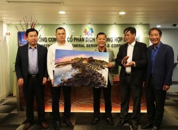 Lãnh đạo tỉnh Phú Yên thăm và làm việc với PETROSETCO