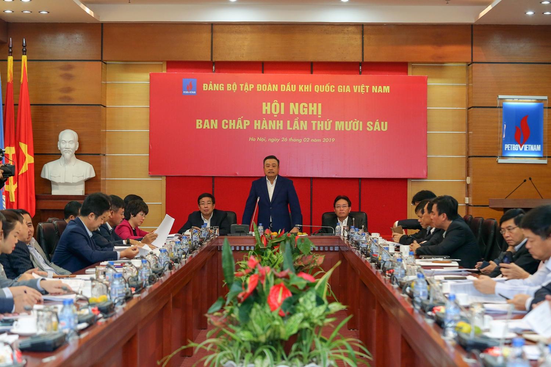 hoi nghi ban chap hanh lan thu 16 khoa ii nhiem ky 2015 2020