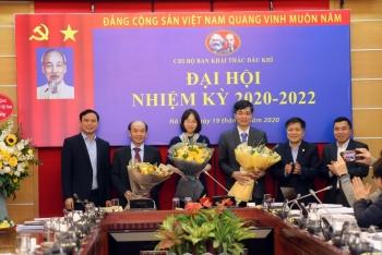 Đại hội Chi bộ Ban Khai thác Dầu khí nhiệm kỳ 2020 - 2022