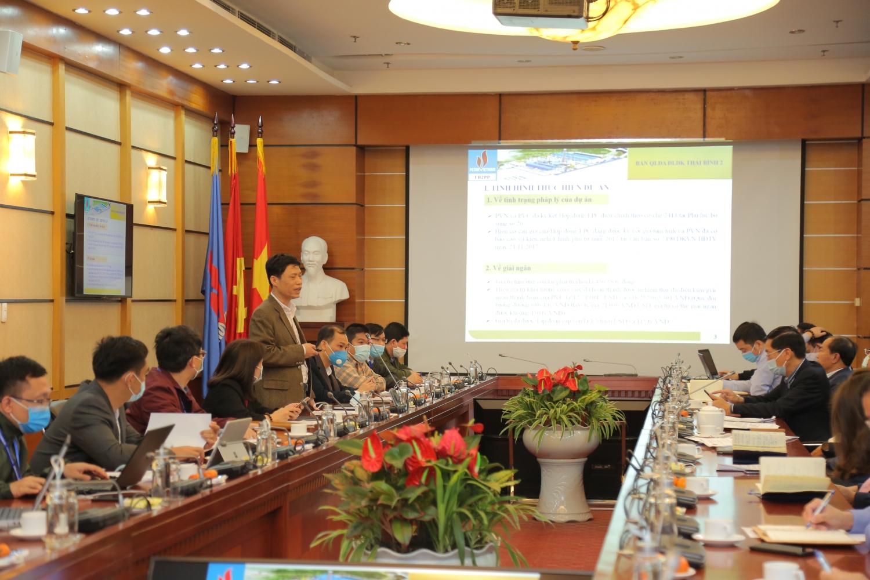 Đảm bảo hoàn thành dự án NMNĐ Thái Bình 2 an toàn và đưa vào vận hành thương mại