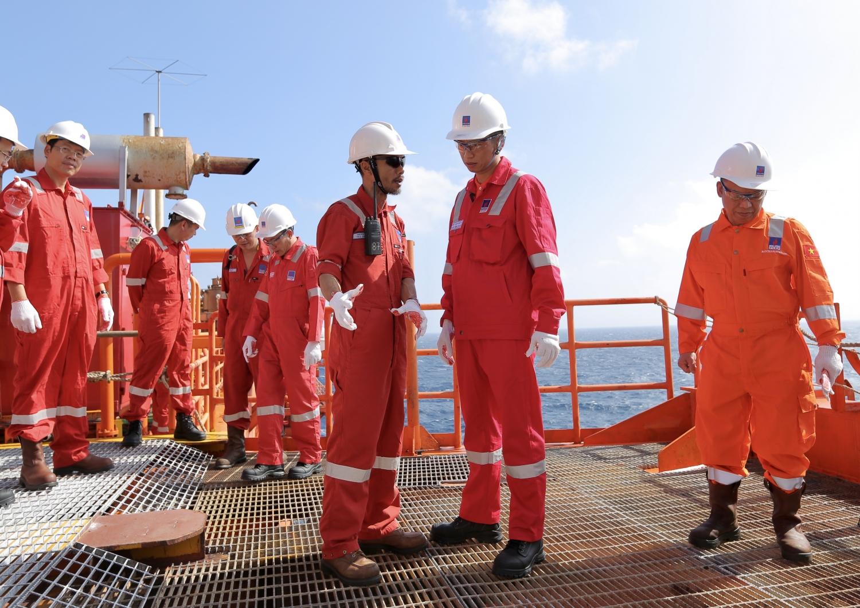 Đảm bảo sản xuất an toàn, PVEP hoàn thành vượt kế hoạch 2 tháng đầu năm 2021