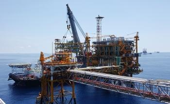 Tổ máy số 6 Xí nghiệp Khai thác các công trình khí đạt cột mốc 2 tỷ m3 khí