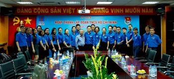 Đoàn Thanh niên PVTrans phát động Tháng Thanh niên và chào mừng Kỷ niệm 88 năm Ngày thành lập Đoàn