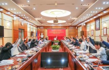 hoi nghi ban chap hanh lan thu 19 nhiem ky 2015 2020
