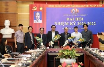 Đại hội Chi bộ Ban Tìm kiếm Thăm dò Dầu khí nhiệm kỳ 2020 - 2022