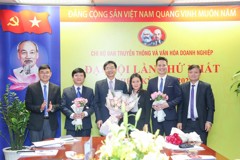 cong tac truyen thong la buoc ngoat trong hoat dong xay dung van hoa doanh nghiep tai pvn