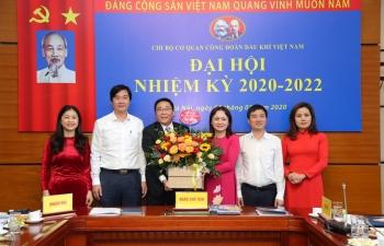 Tất cả vì người lao động, vì sự phát triển ổn định, bền vững của Tập đoàn Dầu khí Việt Nam