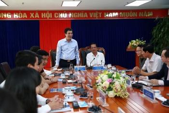 Lãnh đạo tỉnh Phú Thọ làm việc tại NMLD Dung Quất
