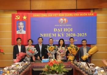 Đại hội Đảng bộ Văn phòng Tập đoàn Dầu khí Việt Nam nhiệm kỳ 2020 – 2025