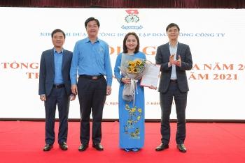Công đoàn Dầu khí Việt Nam dẫn đầu Khối Thi đua 9 Công đoàn năm 2020