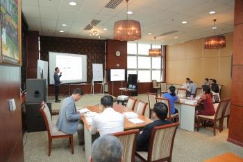 """Petrovietnam khai giảng khóa đào tạo """"7 thói quen hiệu quả"""""""